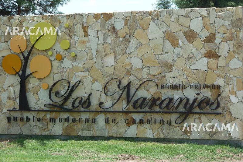 Foto Terreno en Venta en  Los Naranjos,  Countries/B.Cerrado (E. Echeverría)  Los Naranjos