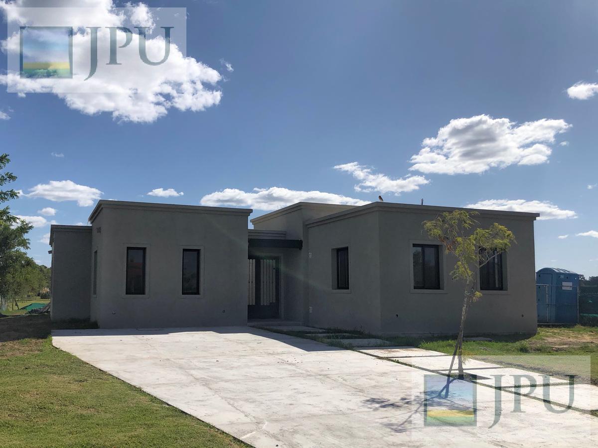 Foto Casa en Venta en  El Canton,  Countries/B.Cerrado (Escobar)  area 1 lote al 100