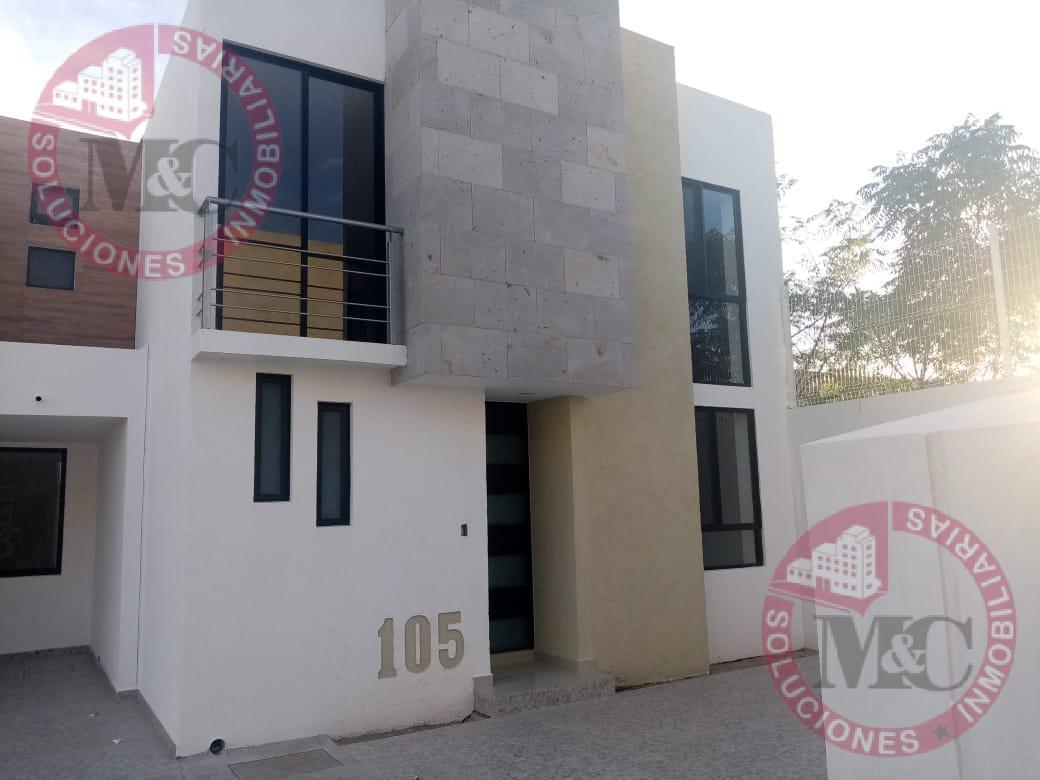 Foto Casa en Venta en  FAtima,  Aguascalientes  VENTA HERMOSA CASA NUEVA AL NORTE