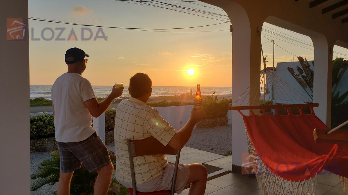 Foto Casa en Venta en  Punta Carnero,  Salinas  Vendo Casa Salinas Frente  al Oceano