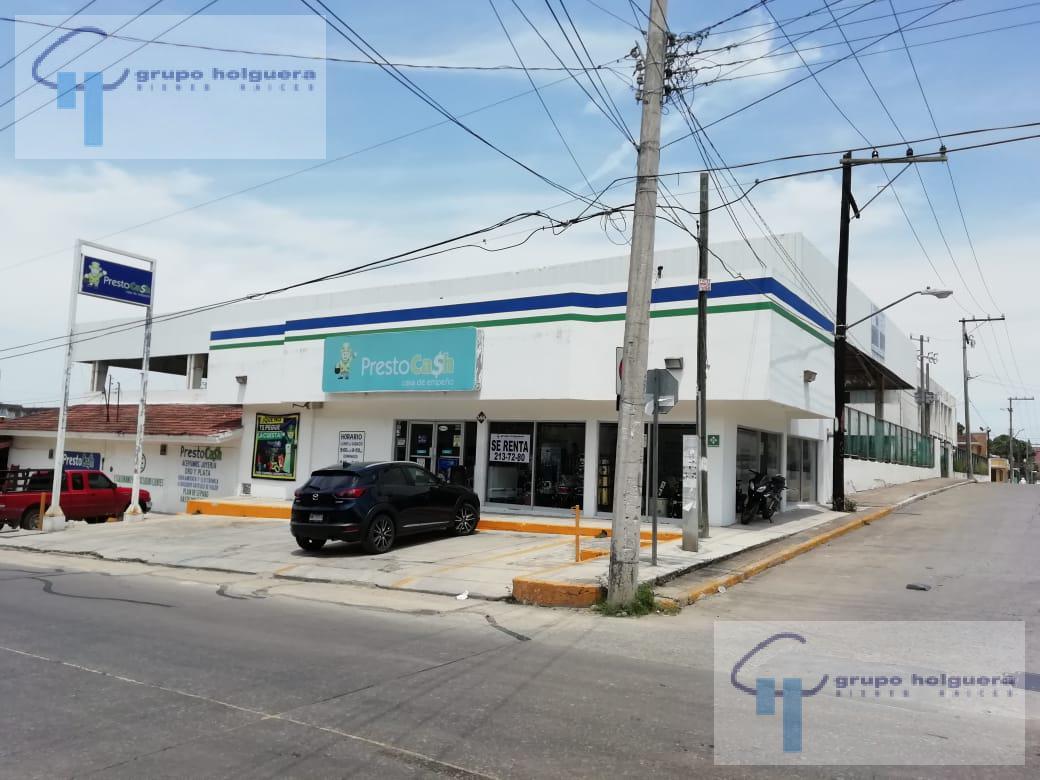 Foto Local en Renta en  Tampico ,  Tamaulipas  LOCAL COMERCIAL SOBRE AV. CUAUHTEMOC, A UNOS METROS DEL CENTRO COMERCIAL ALTAMA
