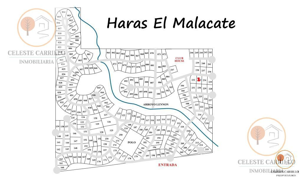 Foto Terreno en Venta en  Haras el Malacate,  Countries/B.Cerrado (Exaltación)  Ruta 8 km 90
