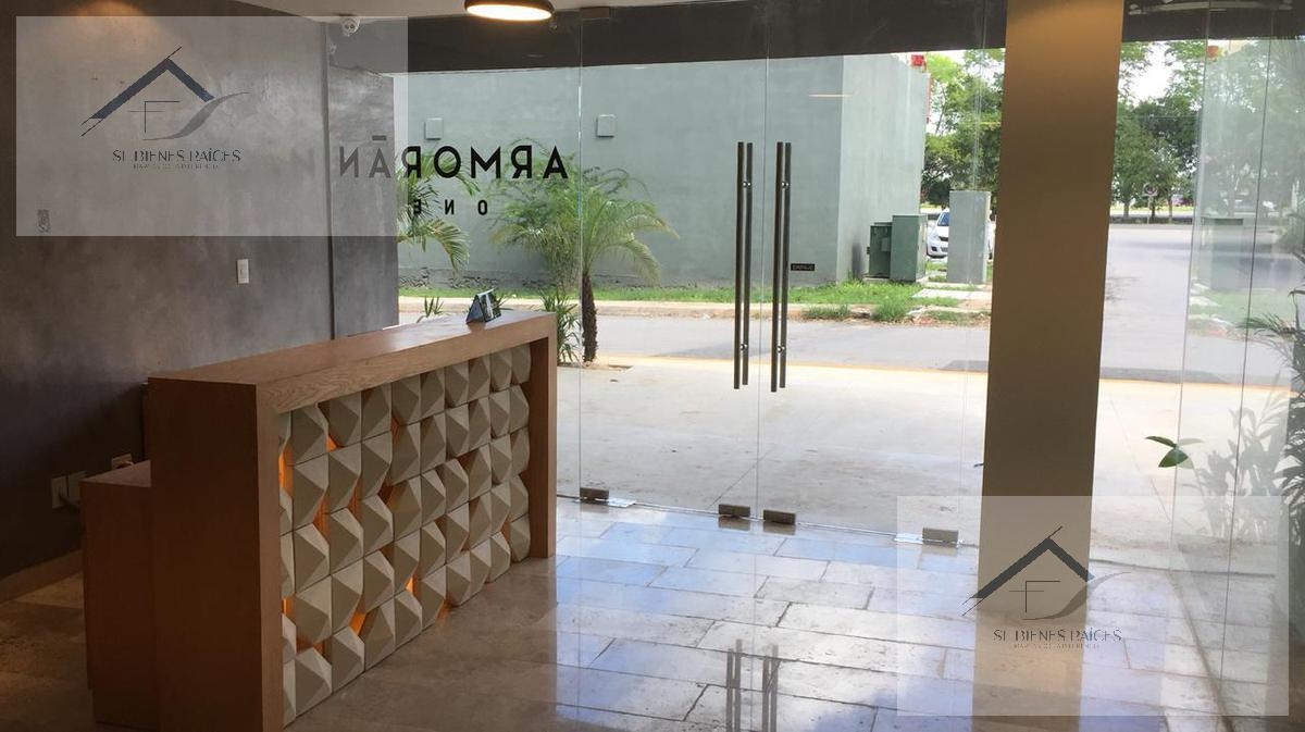 Foto Oficina en Renta en  Mérida ,  Yucatán  Oficina y Garden 4 en Renta Plaza Corporativa Armorán One