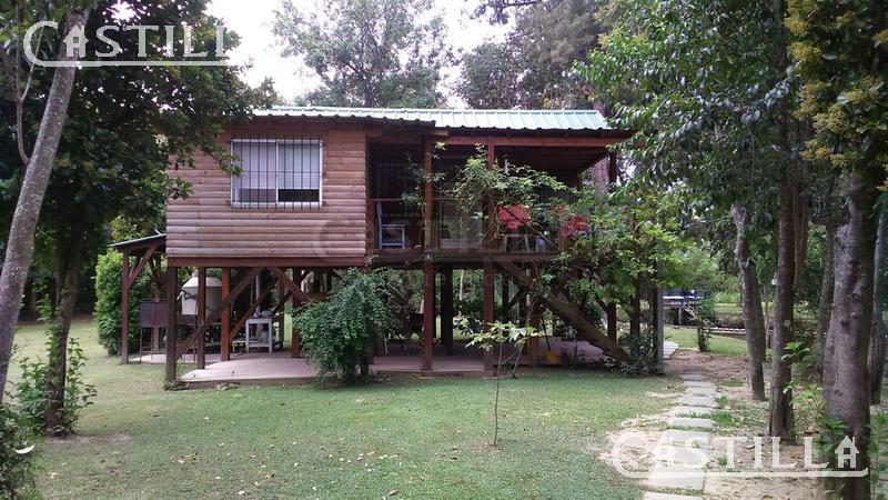 Foto Casa en Venta en  Sabalos,  Zona Delta Tigre  ARROYO SABALO MUELLE ISLA MARGARITA