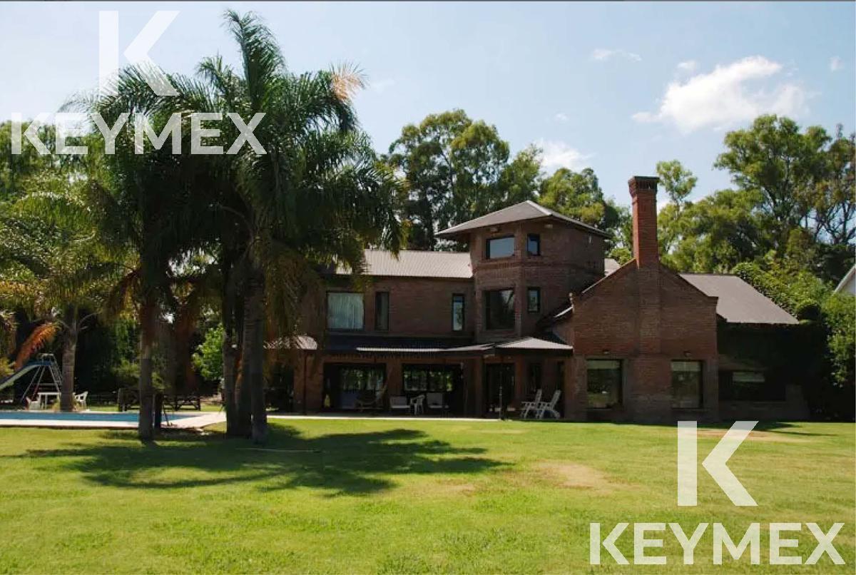 Foto Casa en Alquiler en  San facundo,  Countries/B.Cerrado (La Plata)  Casa en Country San Facundo