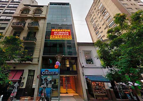 Foto Oficina en Alquiler en  Microcentro,  Centro (Capital Federal)  Reconquista al 900
