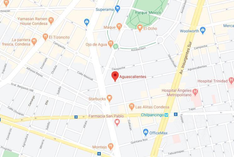 Foto Oficina en Venta en  Cuauhtémoc,  Cuauhtémoc  Col. Cuauhtemoc Oficina en venta  calle Aguascalientes (LG)