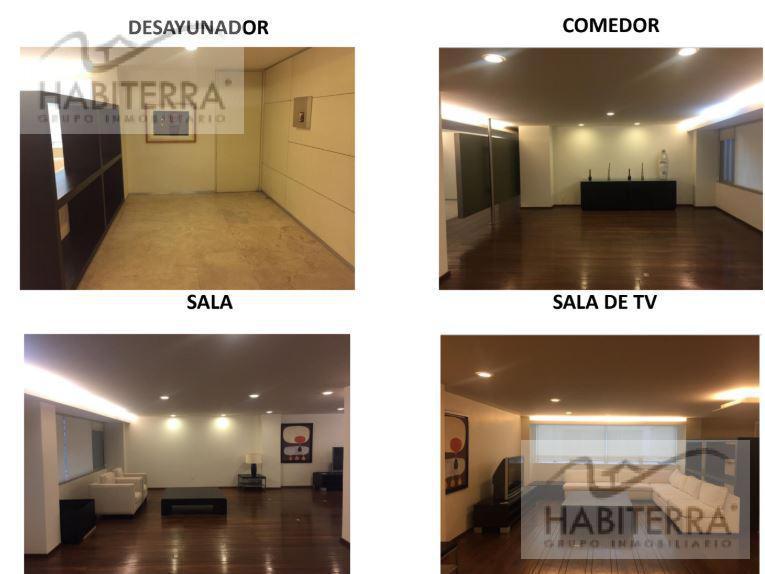 Foto Departamento en Renta en  Polanco,  Miguel Hidalgo  POLANCO
