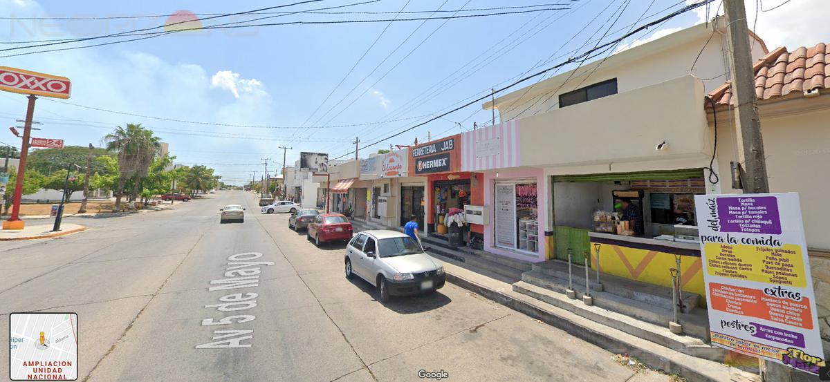 Foto Local en Renta en  Ampliacion Unidad Nacional (Ampliación),  Ciudad Madero  OPORTUNIDAD frente a OXXO Local Comercial en Ampliación Unidad Nacional - Local 6