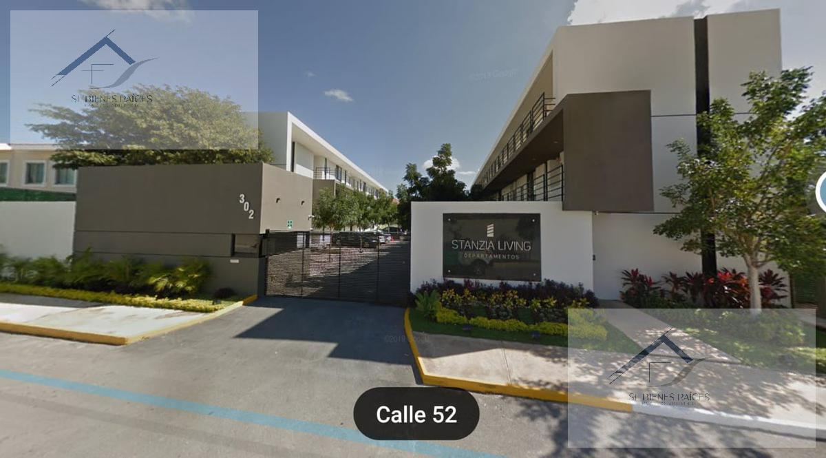 Foto Departamento en Renta en  Mérida ,  Yucatán  Dpartamentos Stanzia  Living  en Renta Benito Juarez Norte