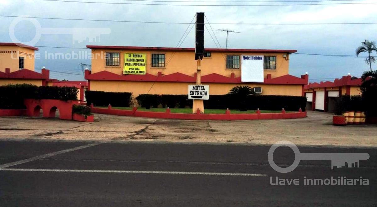 Foto Edificio Comercial en Renta en  Tacoteno,  Minatitlán  Motel en Renta, Km. 17.5 Ejido Tacoteno