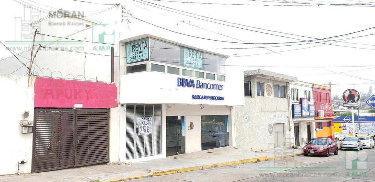 Foto Oficina en Renta en  Coatzacoalcos Centro,  Coatzacoalcos  Av. Paseo Miguel Aleman No. 204, Zona Centro