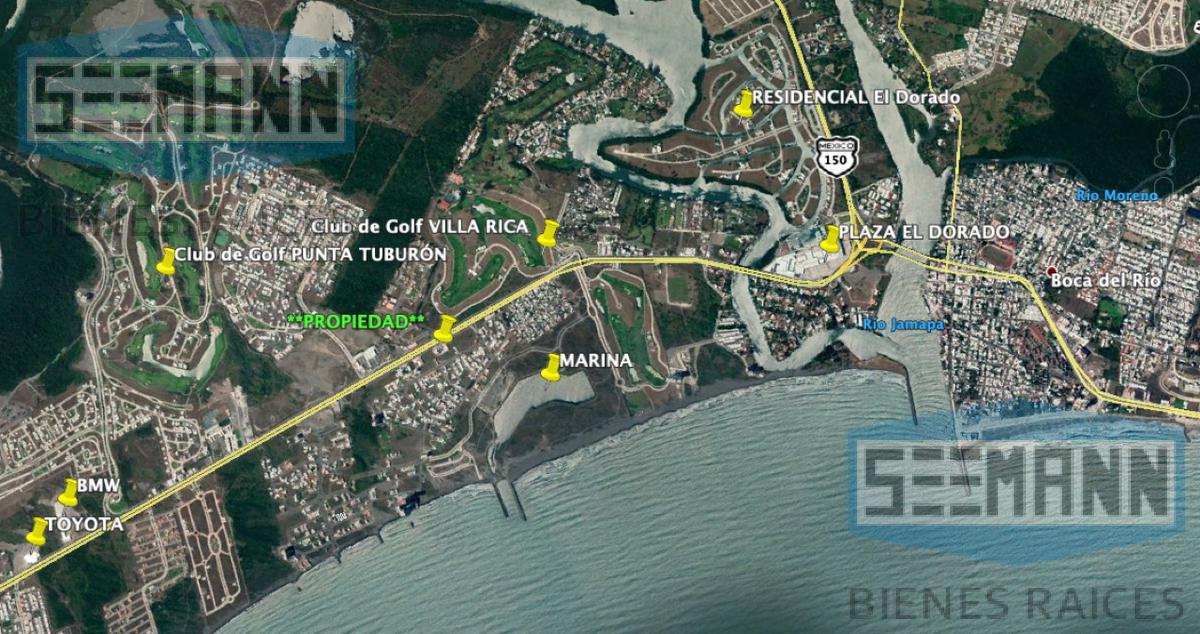 Foto Local en Renta en  Playas de Conchal,  Alvarado  Blvd Riviera Veracruzana - Paseo Playas del Conchal
