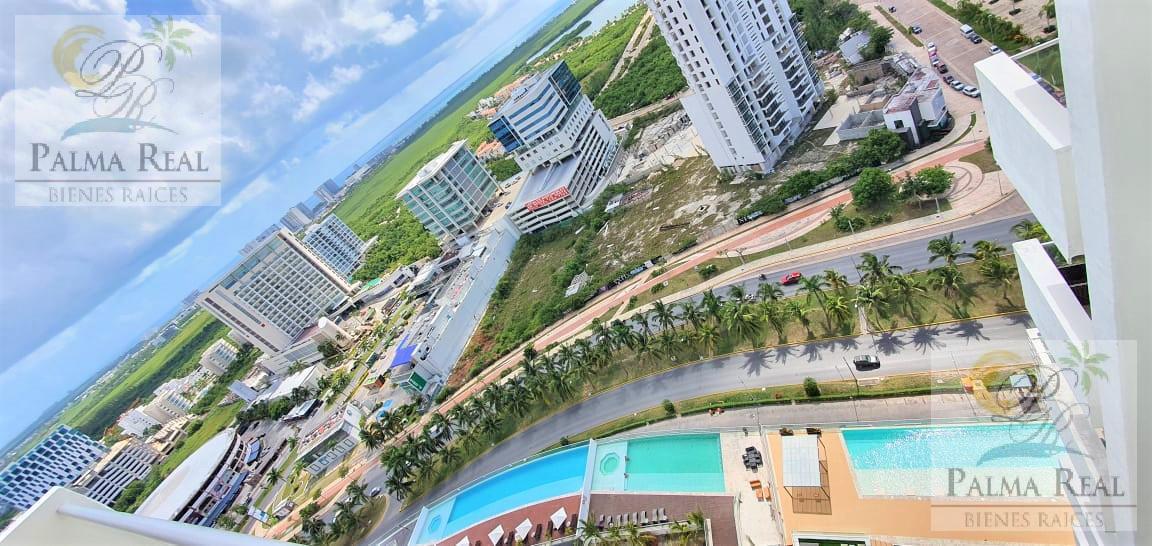 Foto Departamento en Venta en  Cancún,  Benito Juárez  ESPECATCULAR LOFT PISO ALTO