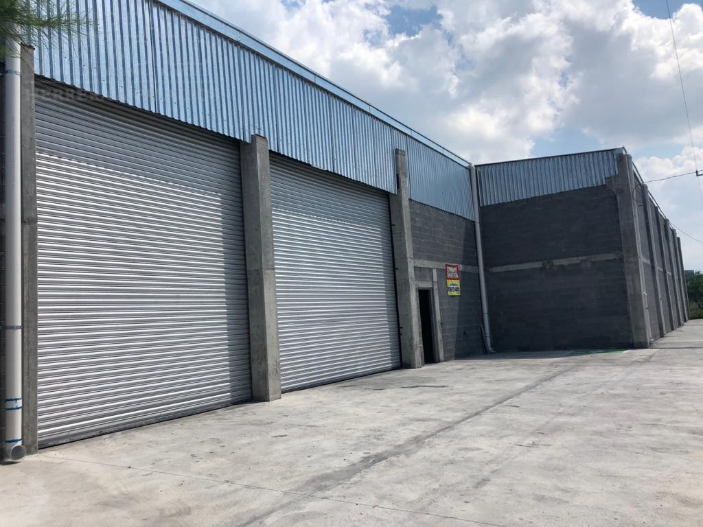 Foto Bodega Industrial en Renta en  Salinas Victoria ,  Nuevo León  Parque Industrial Dinamo del Norte