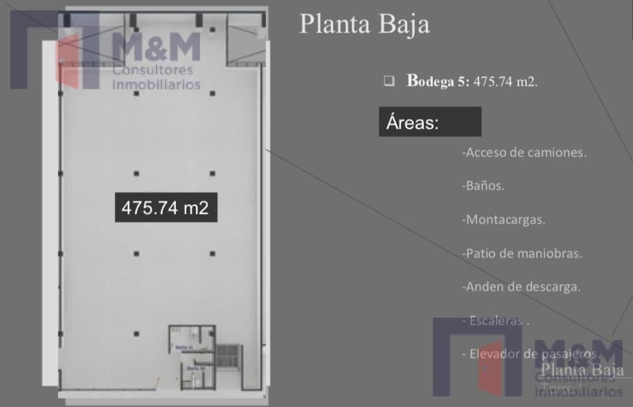 Foto Bodega Industrial en Venta en  Las Américas,  Alvaro Obregón          BONDOJITO/ALVARO OBREGON