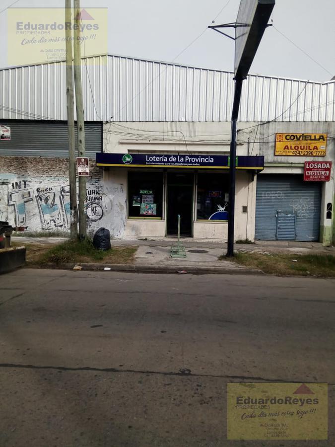 Foto Local en Alquiler en  Monte Chingolo,  Lanus  AV. EVA PERON 2661