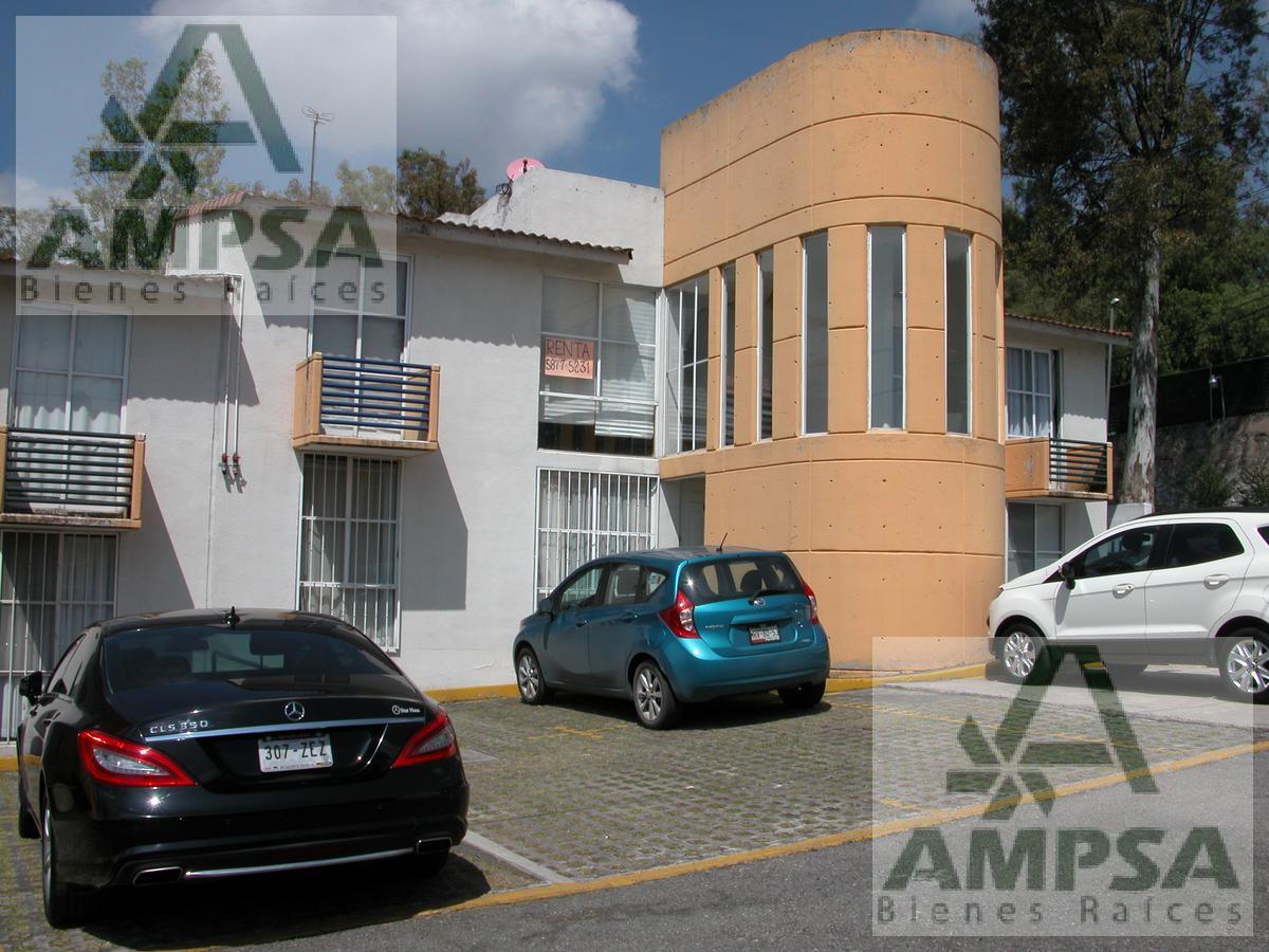 Foto Departamento en Renta en  Granjas Lomas de Guadalupe,  Cuautitlán Izcalli          Av. Miguel Hidalgo