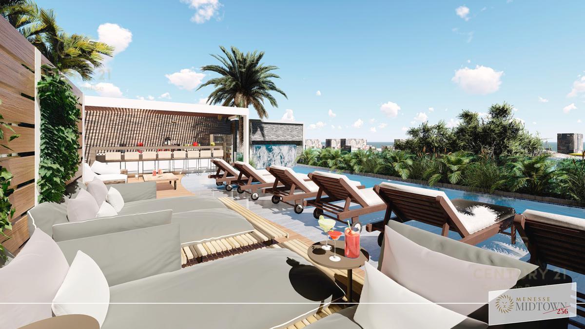 Playa del Carmen Centro Apartment for Sale scene image 18