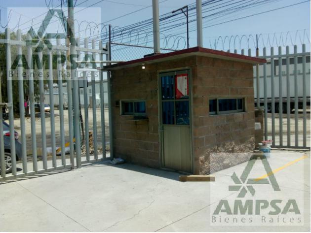 Foto Bodega Industrial en Renta en  Complejo Industrial Cuamatla,  Cuautitlán Izcalli  Calle James Watt