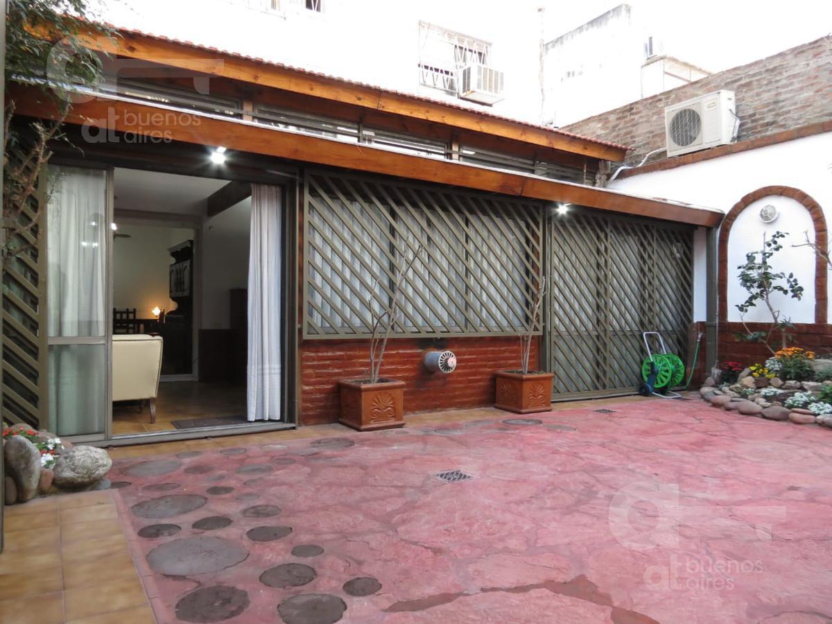 Foto PH en Alquiler temporario en  Palermo ,  Capital Federal  Charcas al 5000