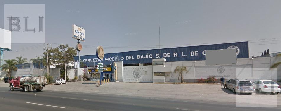 Foto Nave Industrial en Venta en  Silao ,  Guanajuato  libramiento de silao