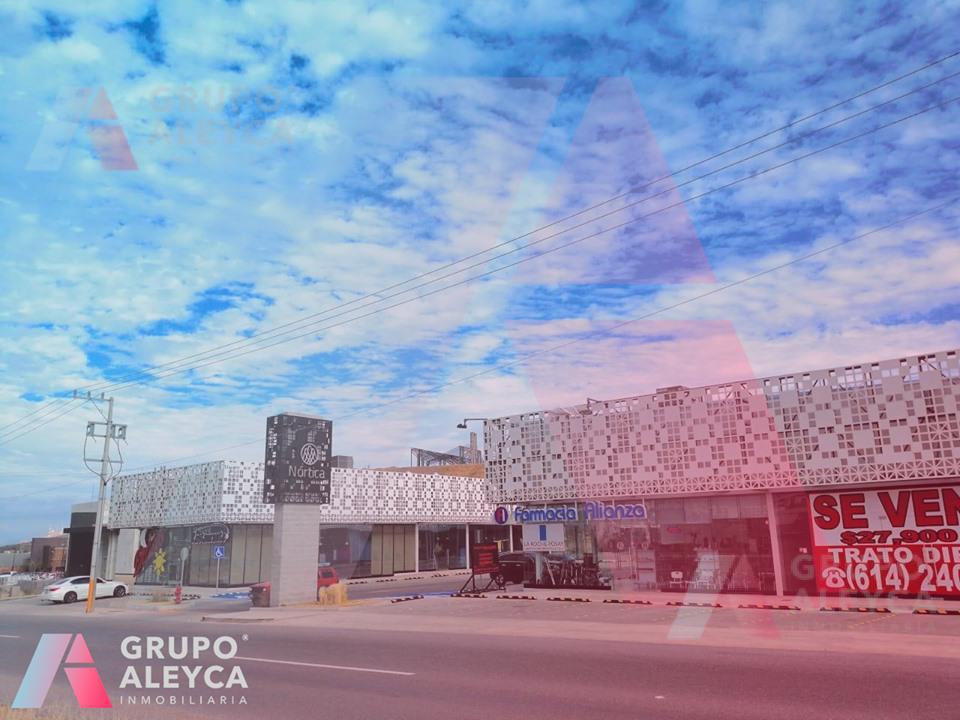 Foto Local en Venta en  Chihuahua ,  Chihuahua  PLAZA NORTICA