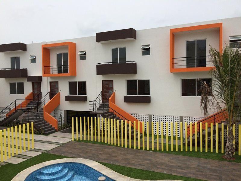 Foto Departamento en Venta en  Residencial Lomas Residencial,  Alvarado  Condominio TownHouses en Las Lomas Residencial (Riviera Veracruzana)