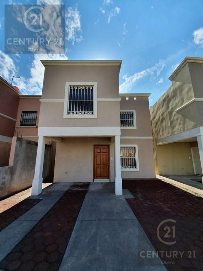 Foto Casa en Renta en  Fraccionamiento Hacienda las Lajas,  Juárez  Fraccionamiento Hacienda las Lajas