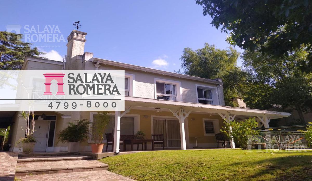 Foto Casa en Alquiler en  Boat Center,  Countries/B.Cerrado (Tigre)  La Reconquista al 2400