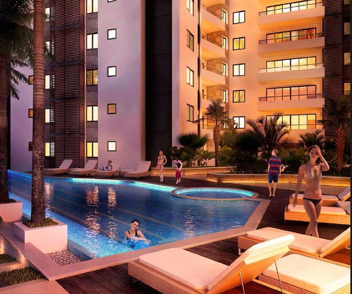 Foto Departamento en Venta en  Residencial Cumbres,  Cancún  Departamento en Venta en Cancún, CUMBRES TOWERS,  C,  2 Recámaras en Cumbres