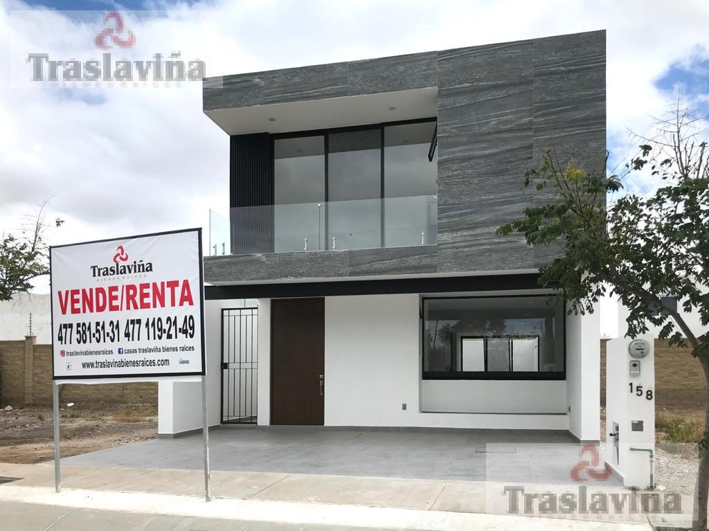 Foto Casa en Renta en  El Mayorazgo,  León  Estrena casa Frente área VERDE!! Mayorazgo de Santa Cecilia