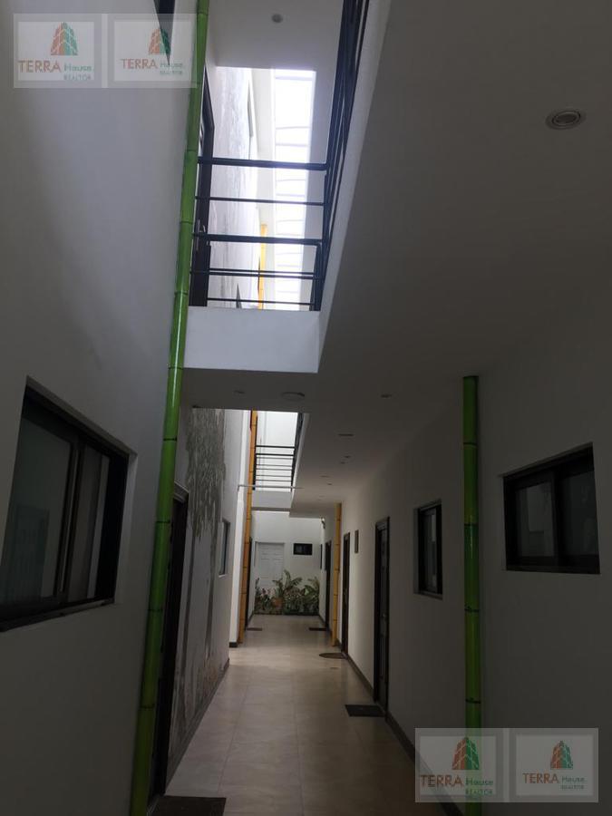 Foto Departamento en Renta en  Mata Redonda,  San José  NUNCIATURA Apartamento de 1 Habitación