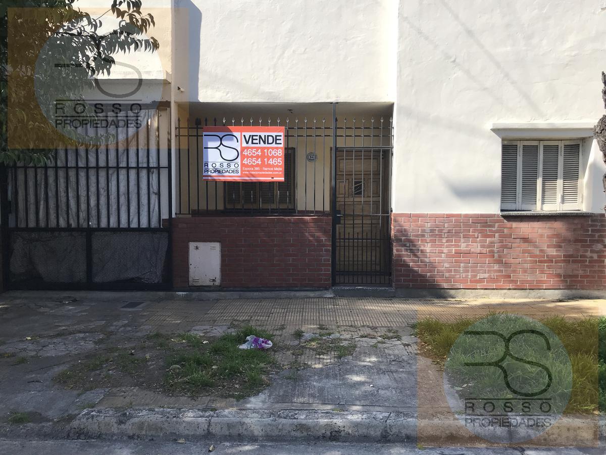 Foto Casa en Venta en  Ramos Mejia Sur,  Ramos Mejia  Carlos Pellegrini al 800