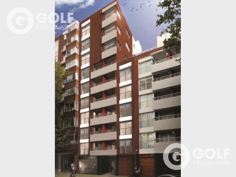 Foto Departamento en Alquiler en  Parque Rodó ,  Montevideo  1 dormitorio con terraza al frente