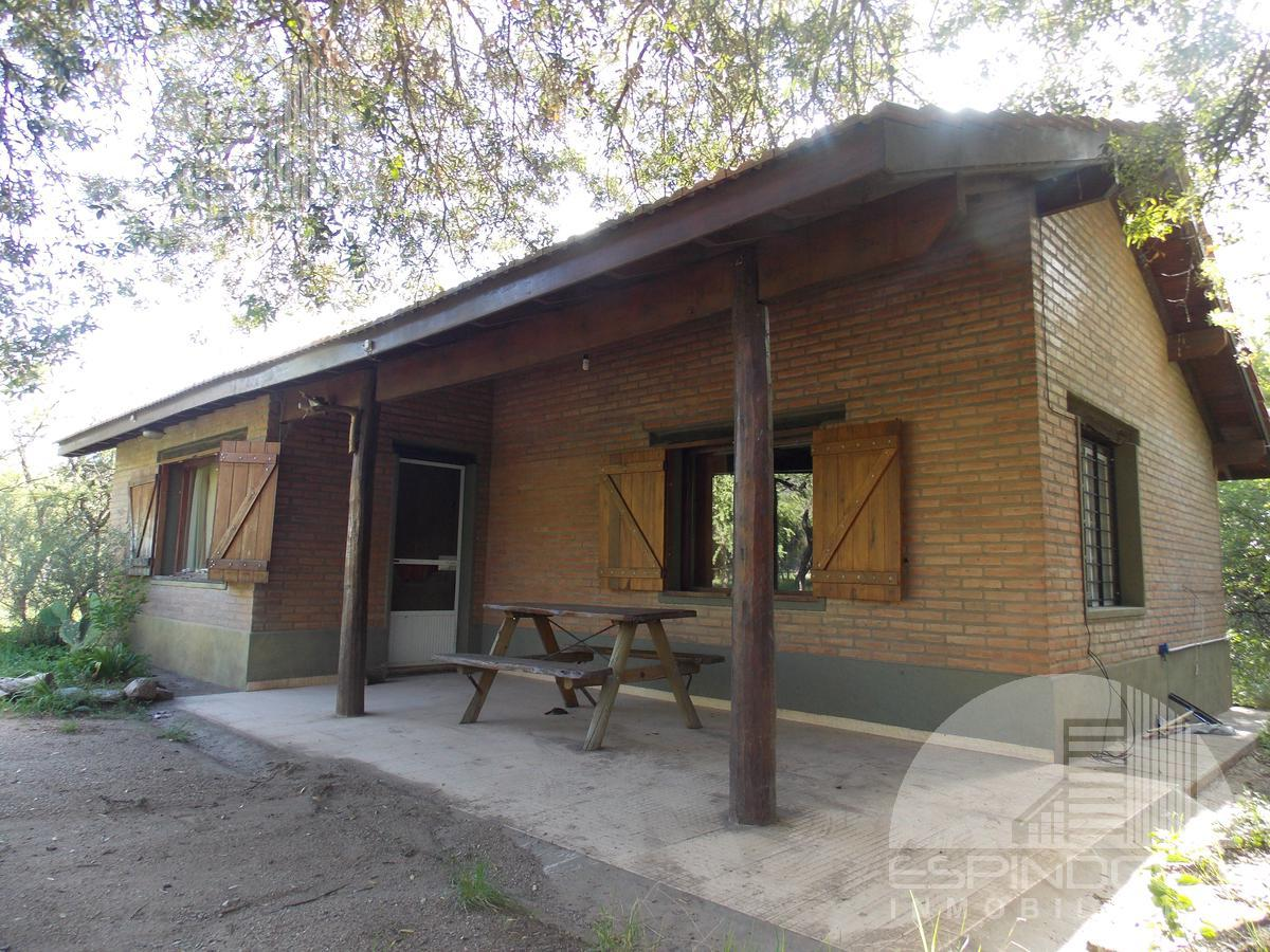 Foto Casa en Venta en  Cerro de Oro,  Merlo  CASA DE MONTAÑA-  RETASADA!!!