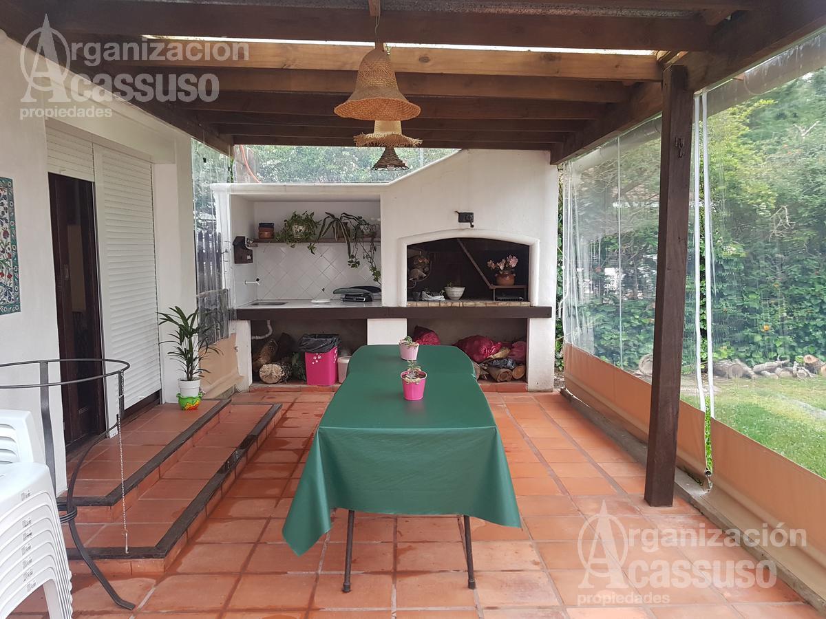 Foto Casa en Alquiler temporario en  San Rafael,  Punta del Este          de los medanos    Edelweiss