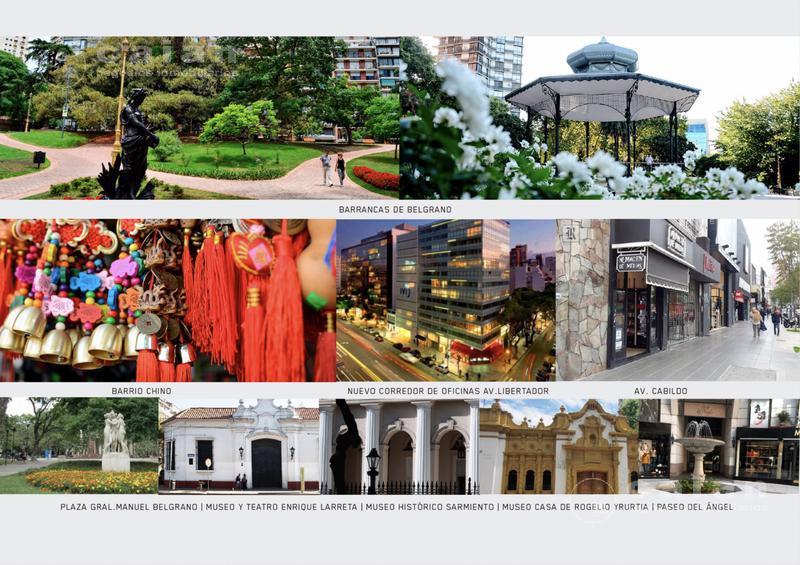 Foto Local en Venta en  Belgrano ,  Capital Federal  Arcos 1800, Local Comercial