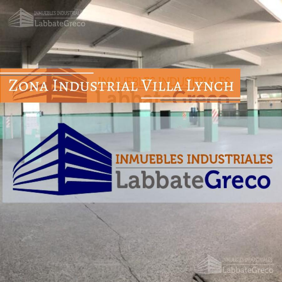 Foto Nave Industrial en Alquiler en  General San Martin ,  G.B.A. Zona Norte  Zárate  900