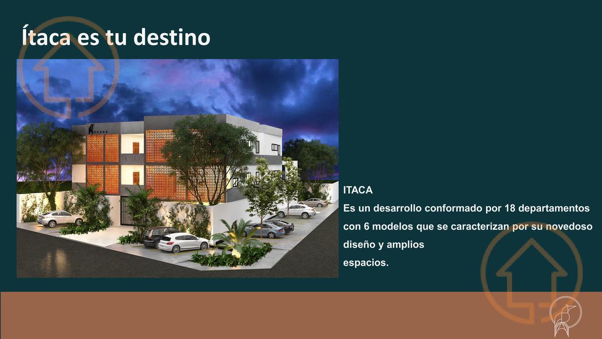 Foto Departamento en Venta en  Mérida ,  Yucatán  ITACA