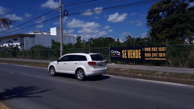 Cancún Centro Land for Sale scene image 0