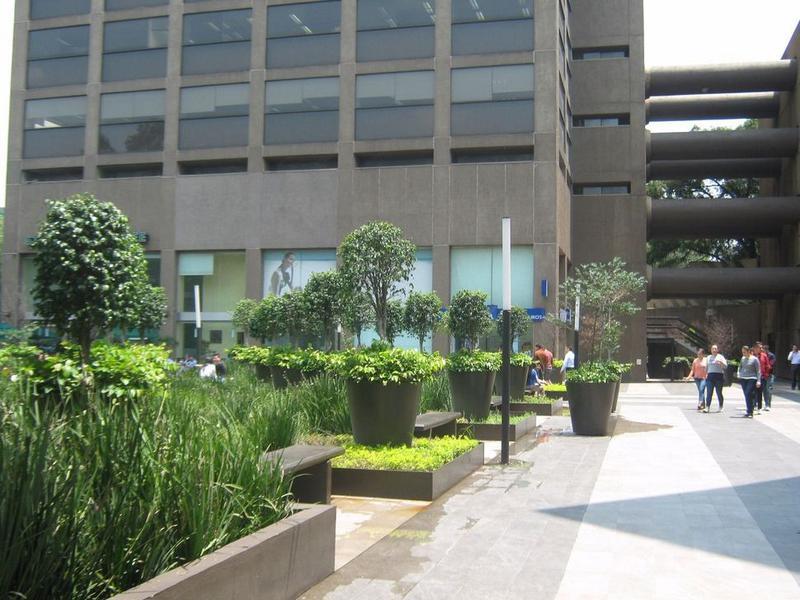 Foto Edificio Comercial en Renta en  Benito Juárez ,  Distrito Federal  XOLA - DEL VALLE - TORRE MEXICANA