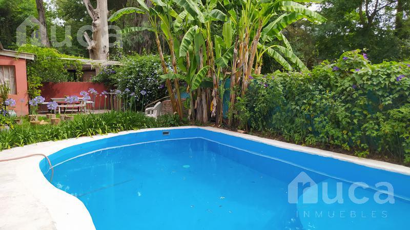 Foto Casa en Alquiler temporario en  La Bota,  Ingeniero Maschwitz  ALQ VERANO | CASA estilo RUSTICO c/Jardin y Pileta