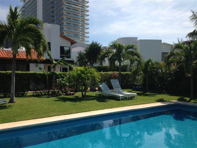 Foto Departamento en Renta en  Zona Hotelera,  Cancún  Departamento en Villas Caribe