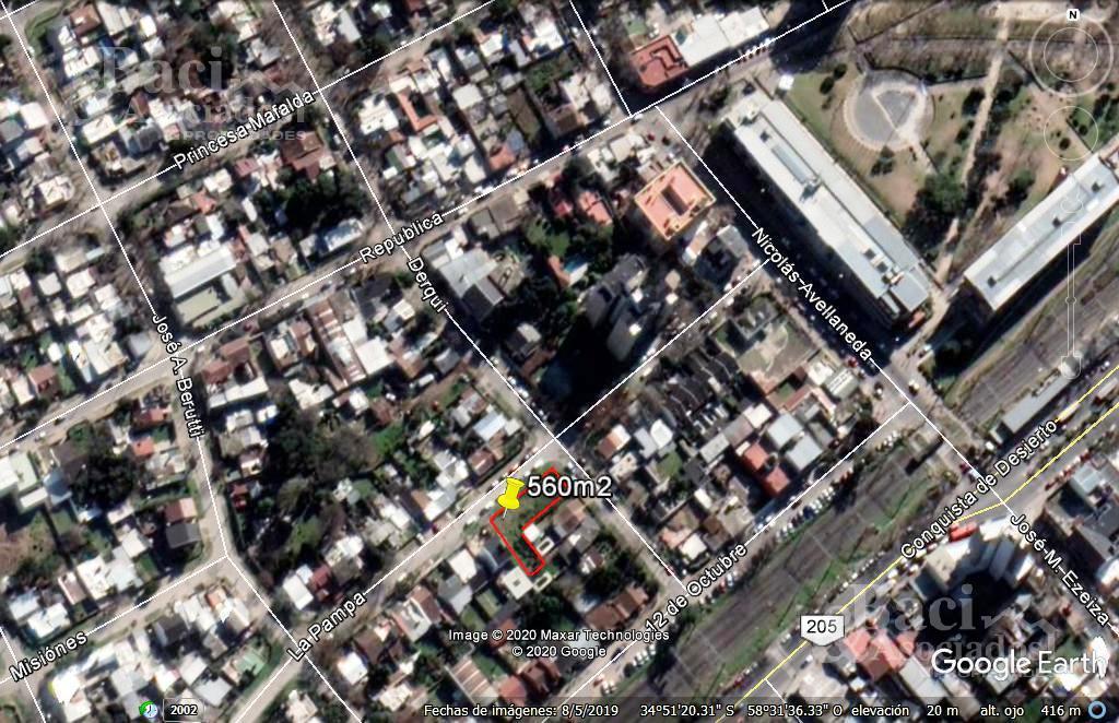 Foto Terreno en Venta en  Ezeiza ,  G.B.A. Zona Sur  Derqui y La Pampa