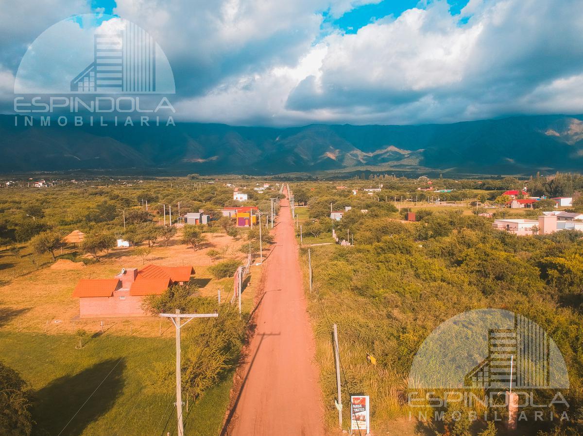 Foto Terreno en Venta en  Cerro de Oro,  Merlo  Cerro de Oro (B° Aborígenes)- Merlo