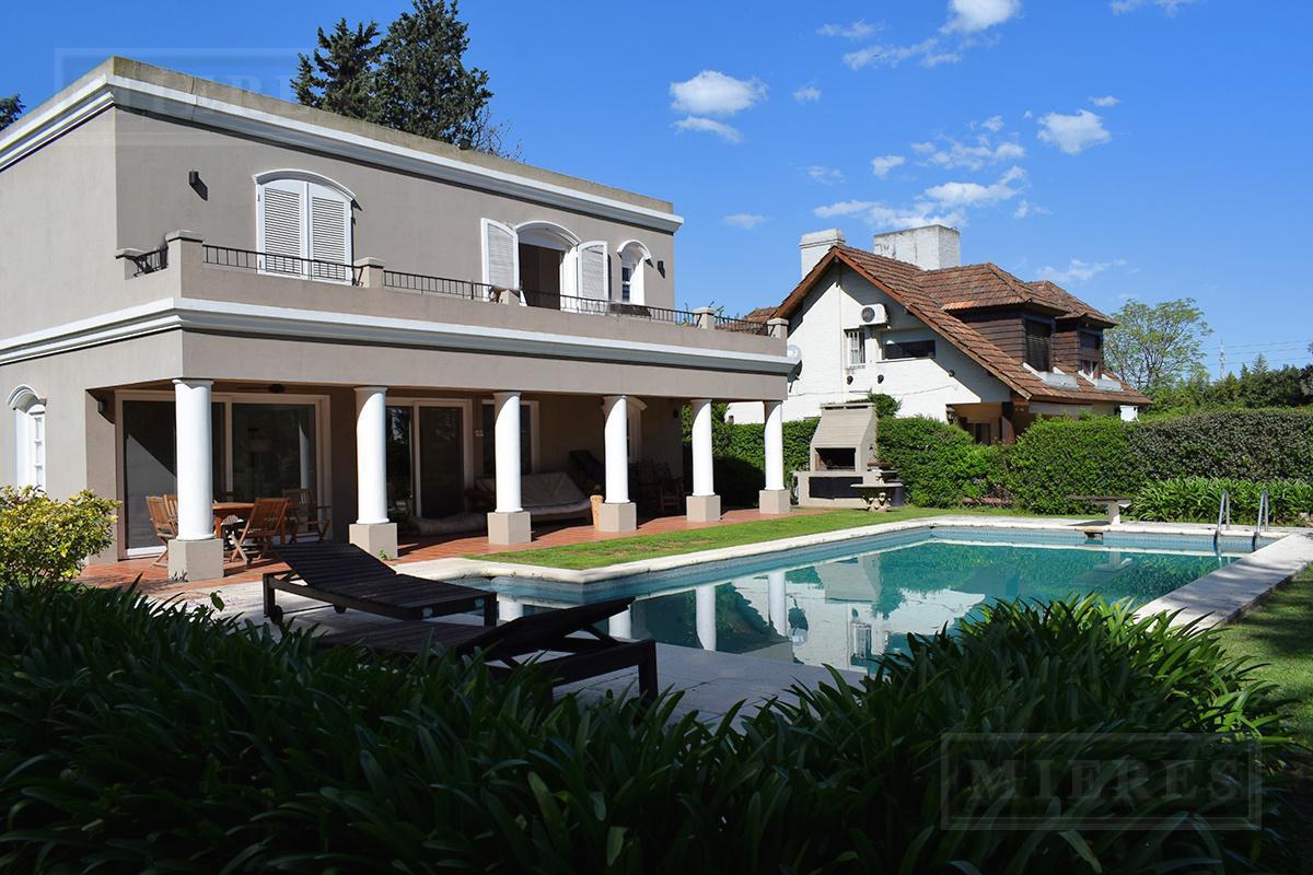 Mieres Propiedades - Casa de 230 mts en Olivos Golf Club