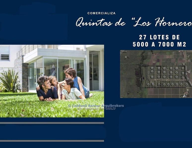 Foto Terreno en Venta en  Countries/B.Cerrado (Carrasco) ,  Canelones  Terrenos a la venta en Country Quinta los Horneros