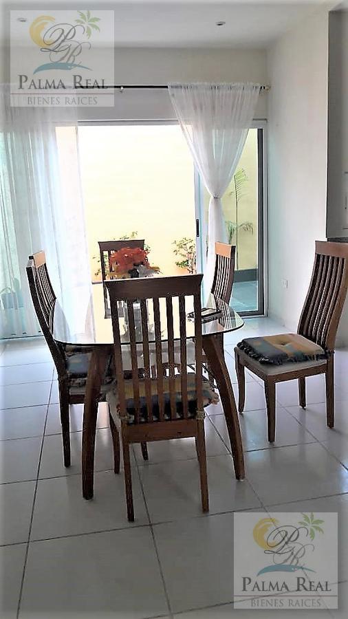 Foto Casa en Renta en  Supermanzana 329,  Cancún  GRAN OPORTUNIDAD CASA AMUEBLADA FRENTE A LA PSICINA