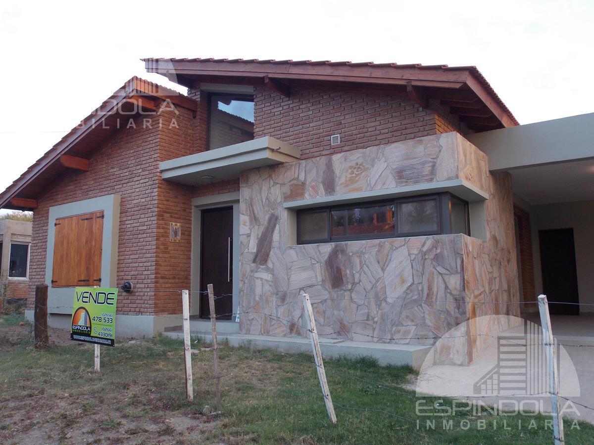Foto Casa en Venta en  San Agustin,  Merlo  El Ceibo